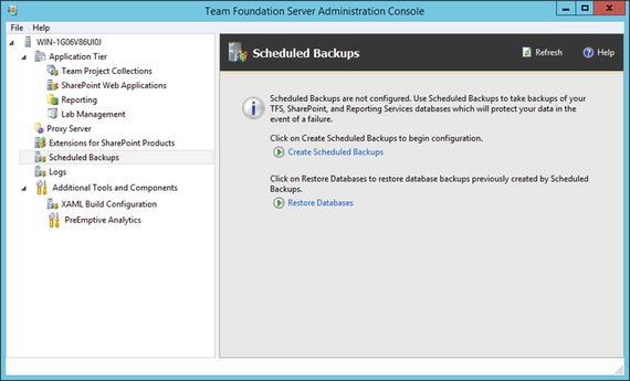 Maintaining Team Foundation Server | SpringerLink