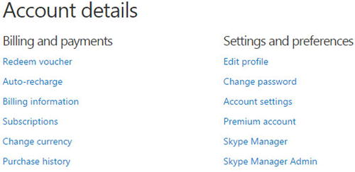 how to cancel a skype subscription