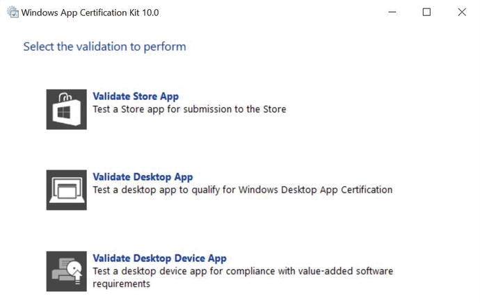 Chapter 17: Sideloading and Windows App Certification Kit