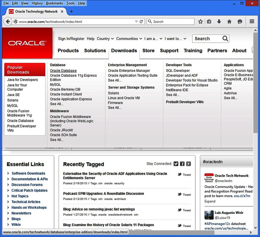 How to Download, Install, and Use Oracle | SpringerLink