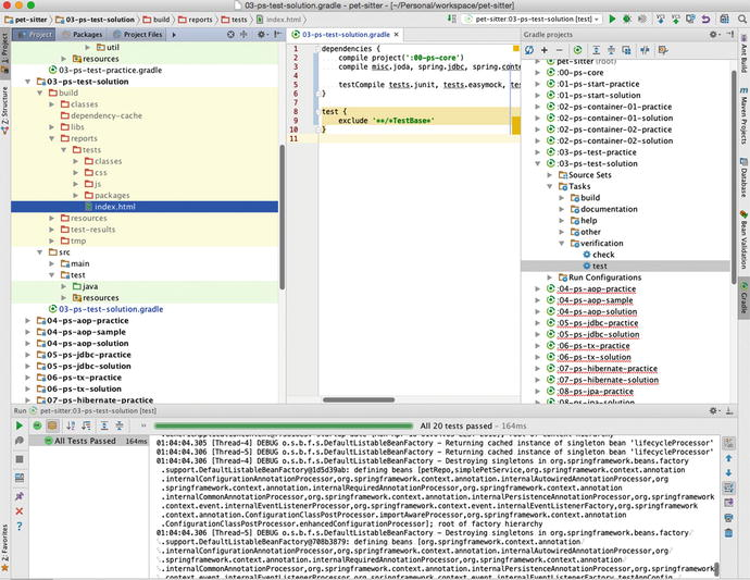 Testing Spring Applications | SpringerLink