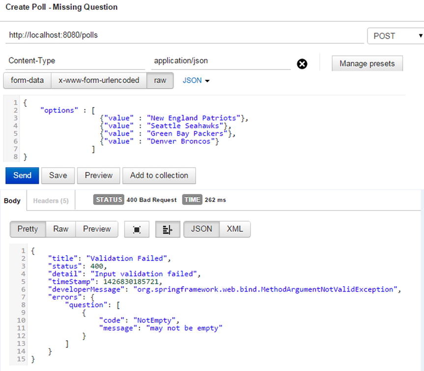 Error Handling | SpringerLink