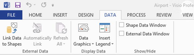 Visio Data Tab | SpringerLink