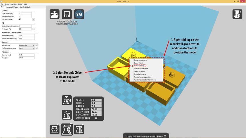 Preparing the Box for 3D Printing   SpringerLink