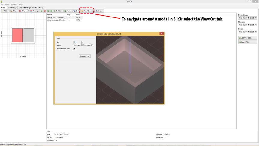 Preparing the Box for 3D Printing | SpringerLink