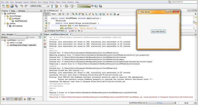 Setting Up Your Java 9 IDE: An Introduction to NetBeans 9