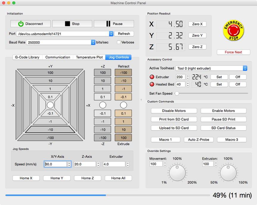 Delta Printer Software | SpringerLink
