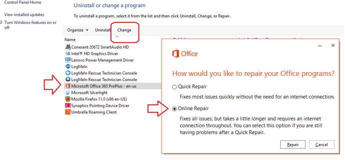 Workstation Setup Configuration for Office 365   SpringerLink