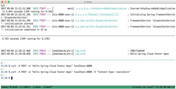 Messaging with Spring Cloud Stream | SpringerLink