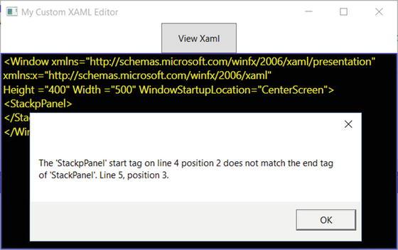 Introducing Windows Presentation Foundation and XAML   SpringerLink