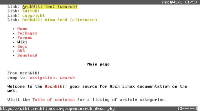 Arch Linux | SpringerLink