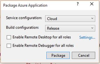 Hosting WCF Services on Microsoft Azure   SpringerLink