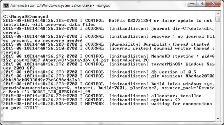 Migrating an Apache Cassandra Table to MongoDB   SpringerLink
