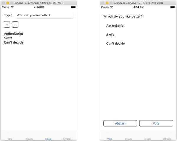 Adding a More Complex UI | SpringerLink
