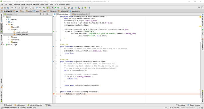 Exploring the IDE | SpringerLink