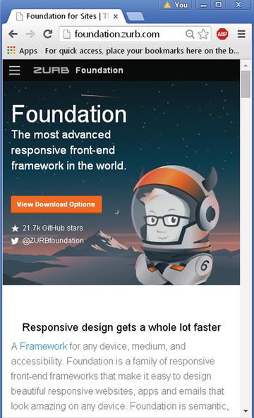 Quick Start with Foundation   SpringerLink