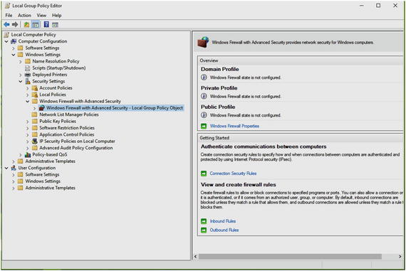Managing the Windows Environment with Group Policy