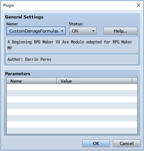 Basic Scripting Exercises in RMMV | SpringerLink