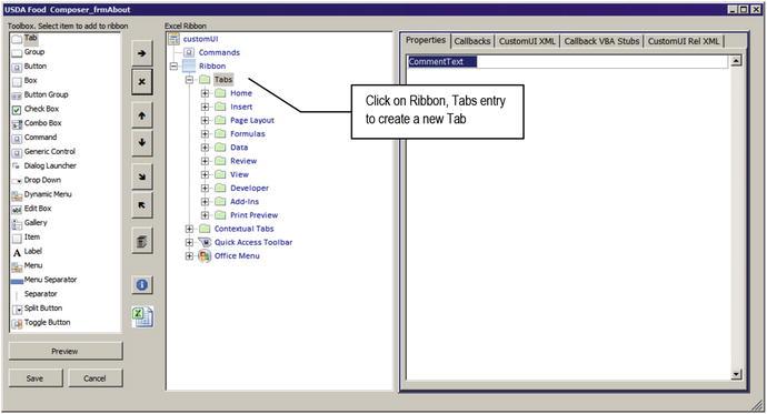 Producing a Personal Ribbon Using RibbonEditor xlam | SpringerLink