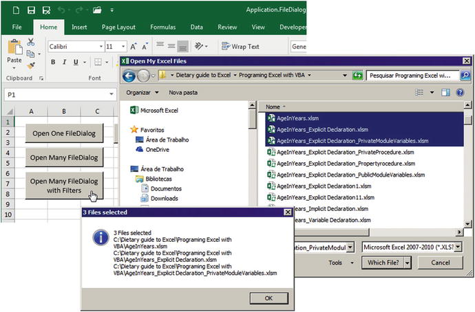 Programming the Microsoft Excel Application Object