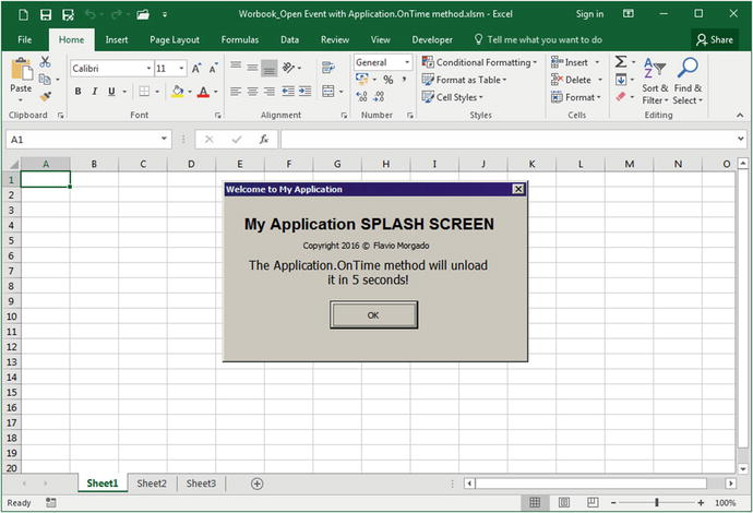 Excel vba workbook activate event not working | EXCEL VBA astral ...