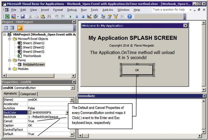 Programming the Microsoft Excel Workbook Object | SpringerLink