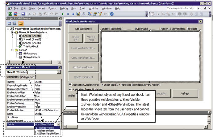 Programming the microsoft excel worksheet object springerlink open image in new window ibookread ePUb