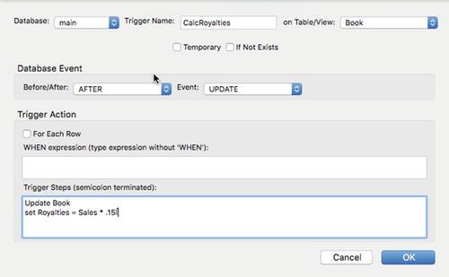 Creating SQLite Databases | SpringerLink