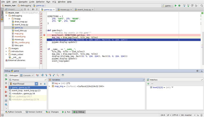 Using an Interactive Debugger | SpringerLink