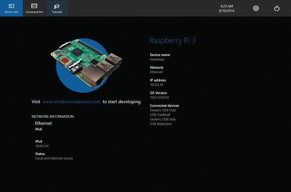 Choosing Operating Systems for Raspberry Pi | SpringerLink