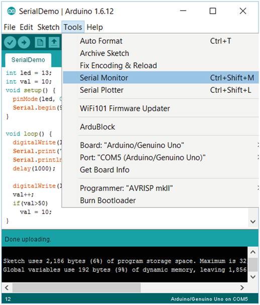 Interfacing  NET and Arduino   SpringerLink