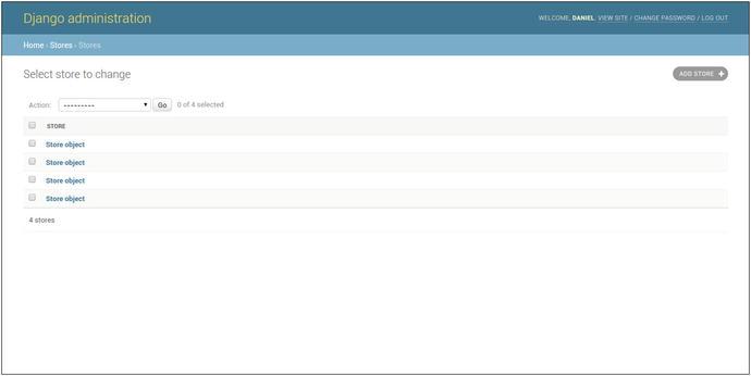 Django admin Management | SpringerLink