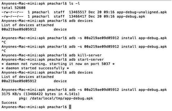Deploy or Install Android App | SpringerLink