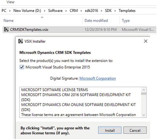 Dynamics CRM Deployments with TFS/VSTS Release | SpringerLink
