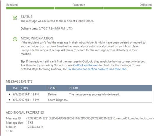 Understanding and Troubleshooting Office 365 Mail Flow   SpringerLink