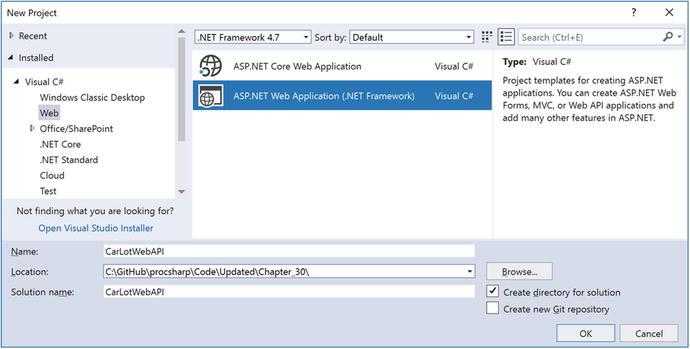 Introducing ASP NET Web API | SpringerLink