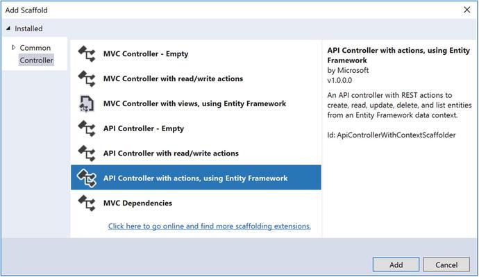 Introducing ASP NET Core Service Applications   SpringerLink