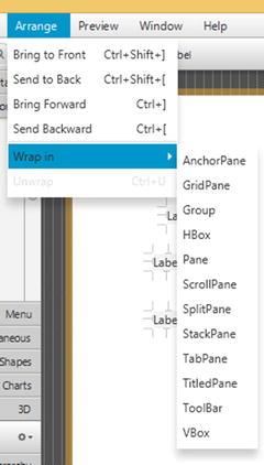 Using Scene Builder to Create a User Interface | SpringerLink