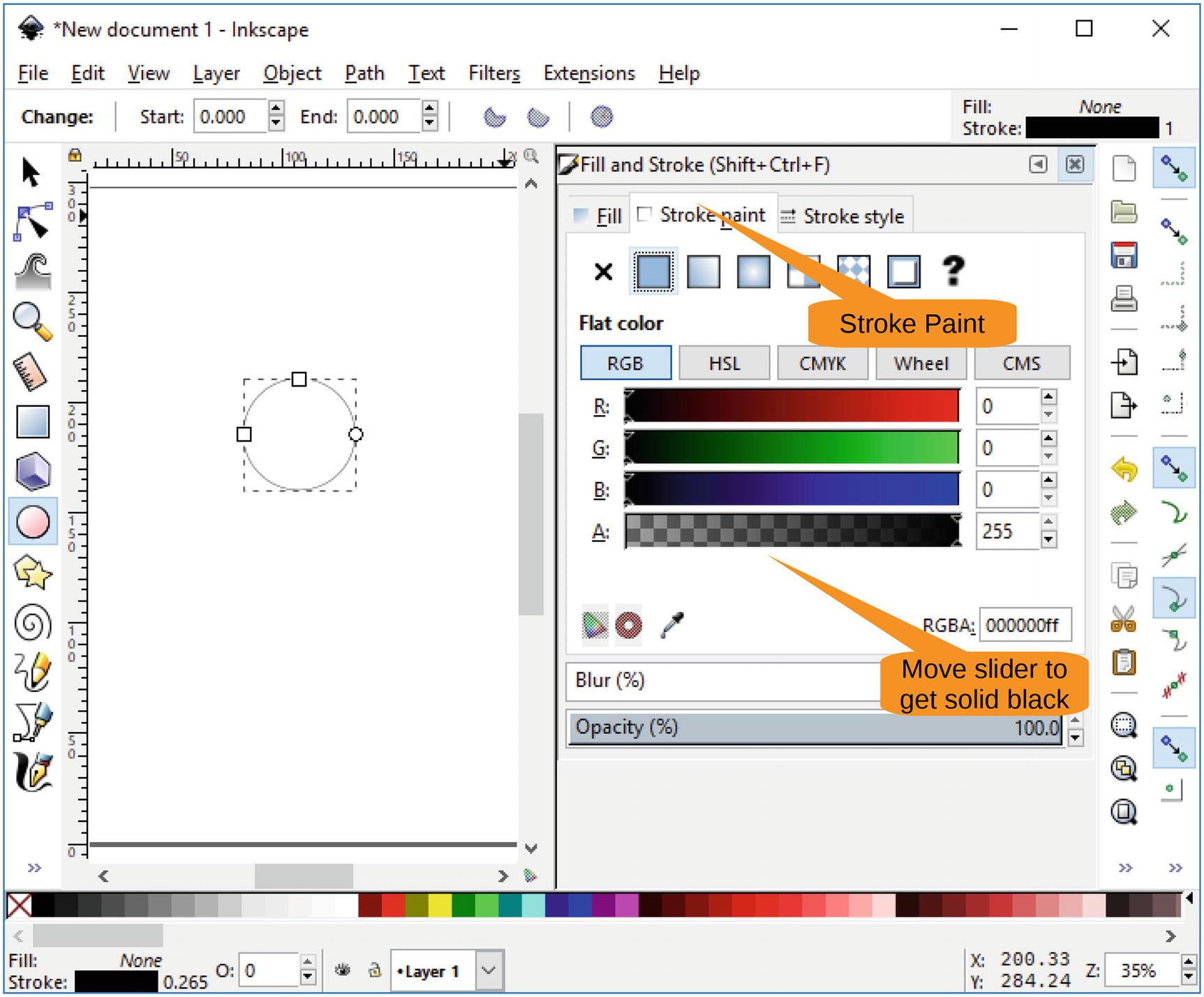 Drawing with Inkscape   SpringerLink