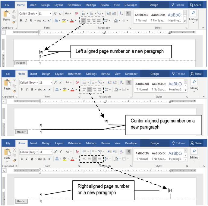 Page Formatting   SpringerLink