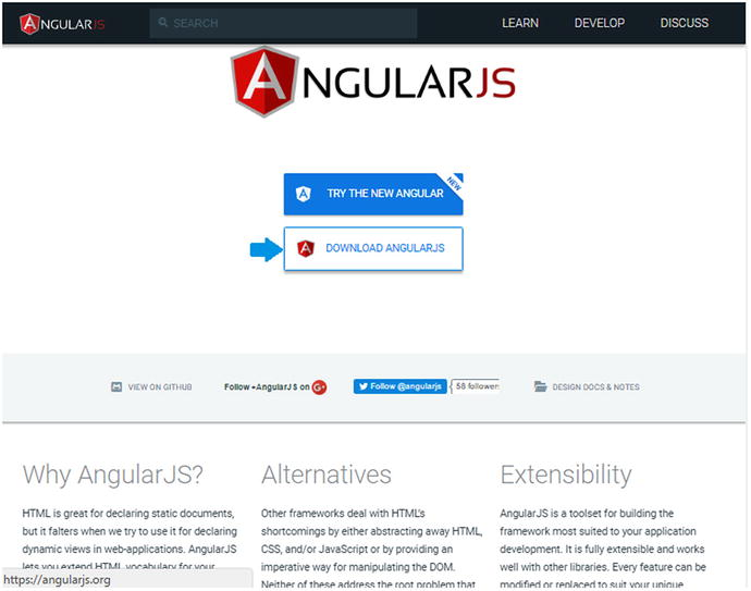 Setting Up AngularJS: Creating Your Single-Page Application