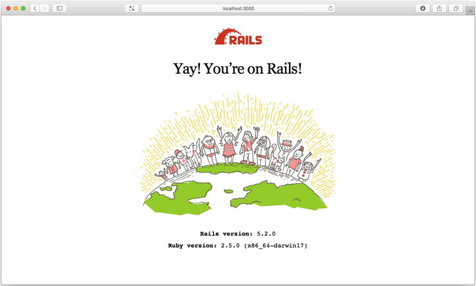 First Steps with Rails | SpringerLink