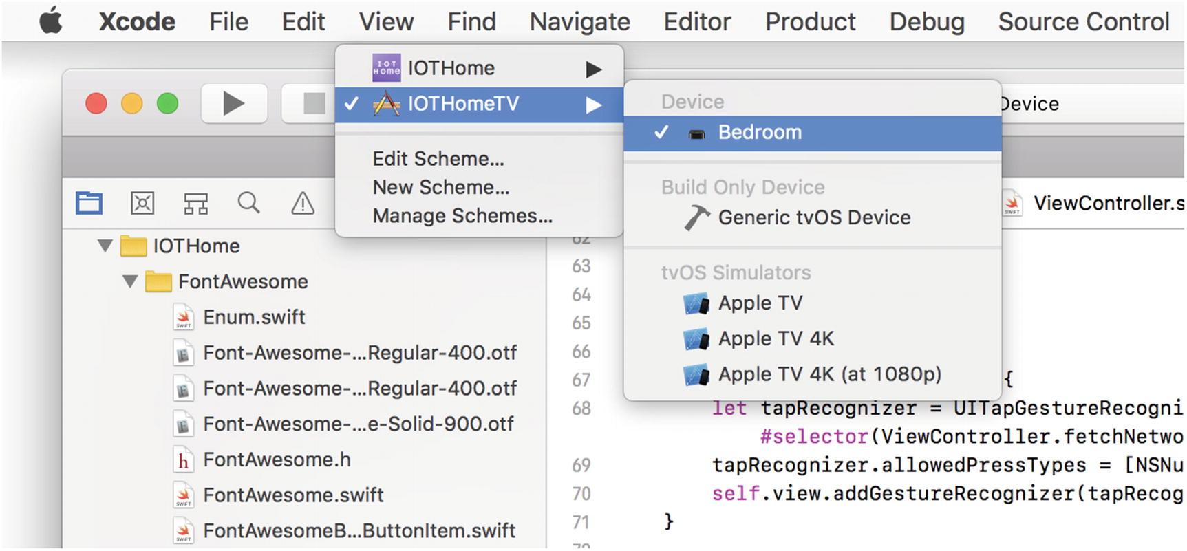 Using tvOS to Build an Apple TV Dashboard App | SpringerLink