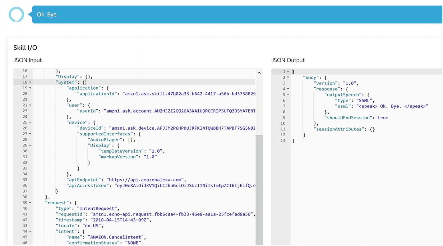 Applying Our Learnings: Alexa Skills Kit | SpringerLink