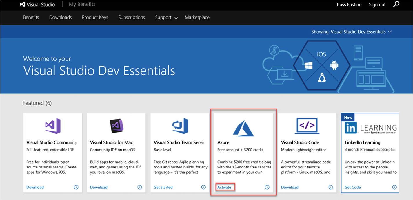 Introduction to Azure: A Developer's Perspective   SpringerLink