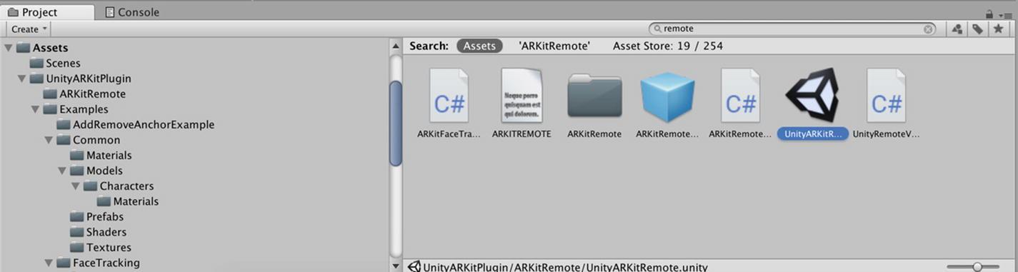 The Unity ARKit | SpringerLink