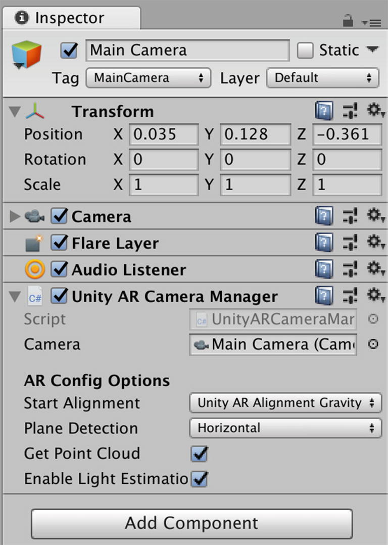 Unity How To Add A Listener