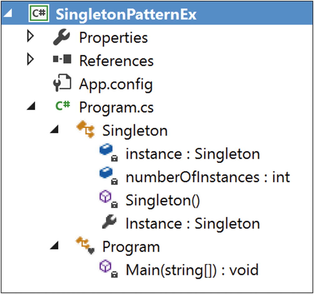 Singleton Pattern Custom Design Inspiration
