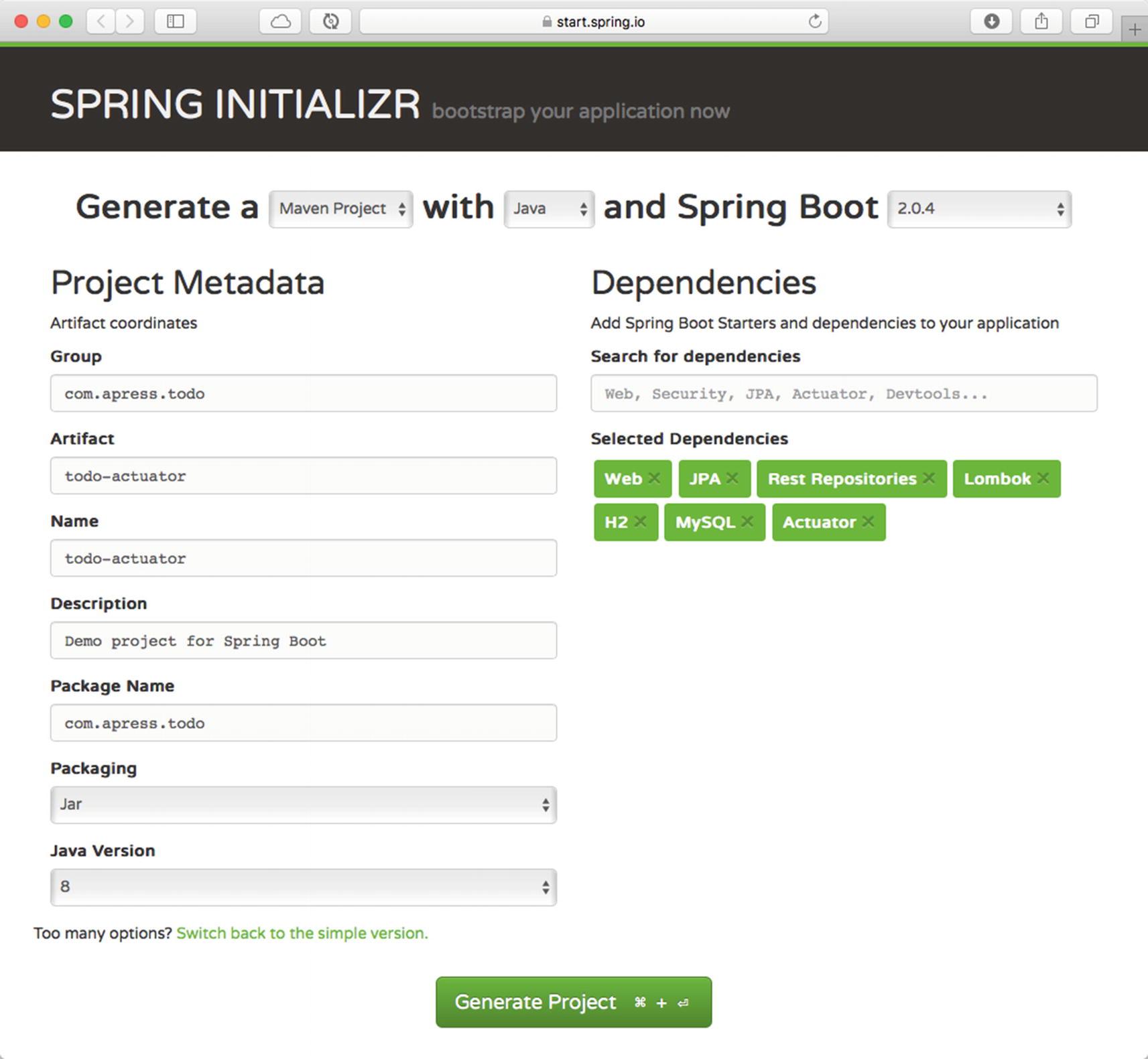 Spring Boot Actuator | SpringerLink