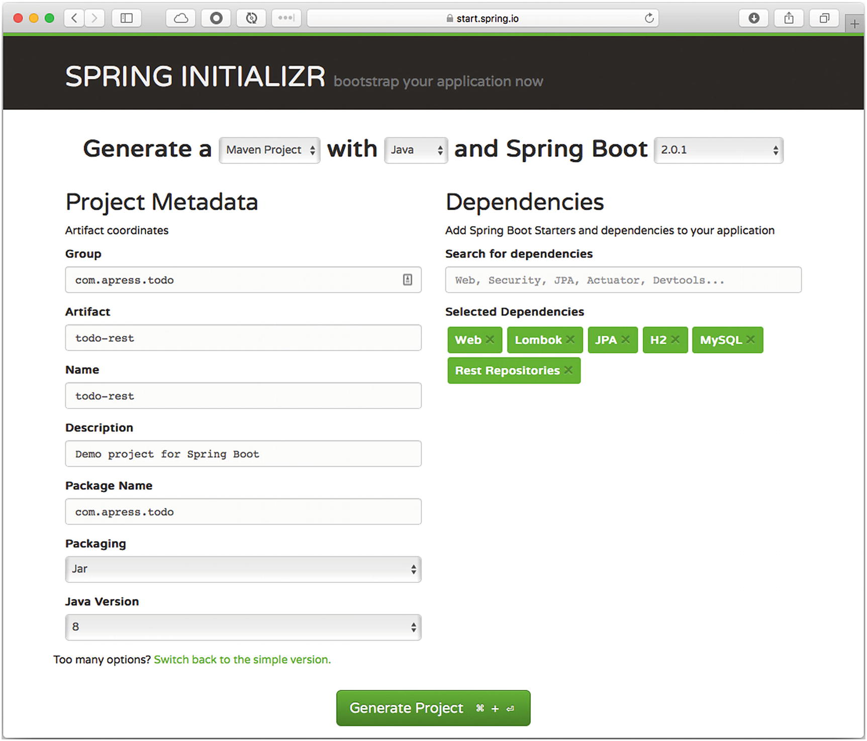 Data Access with Spring Boot | SpringerLink